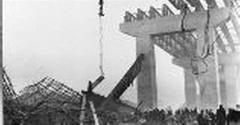 collapse baton barton bridge disaster 50 years on manchester evening news