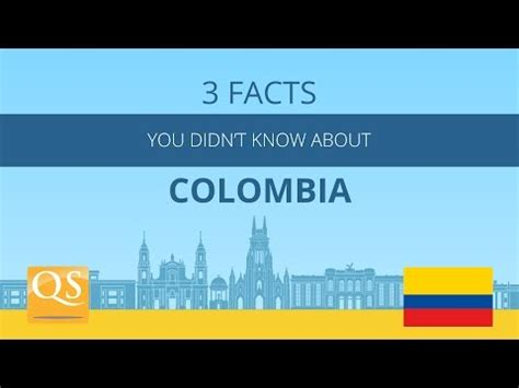 20 facts about colombia | doovi