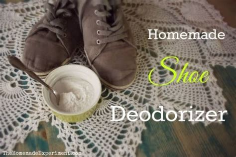 diy shoe freshener cleaning archives the experiment