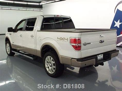 2012 ford f 150 king ranch buy used 2012 ford f 150 king ranch crew ecoboost 4x4 nav