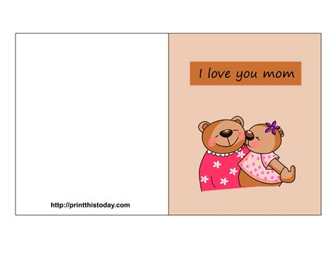 printable birthday cards for mom birthday card greeting free birthday cards printable free