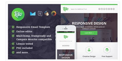 Pook Newsletter Litmus Awesome Litmus Email Templates Best Sle Excellent The Best Email Litmus Newsletter Templates