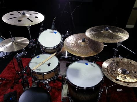 Handmade Cymbals - luke podcast drum lessons by 180 drums