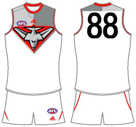 workshop new clash jumper for essendon in 2011