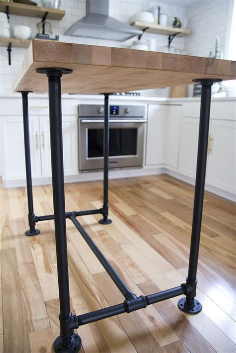 diy butcher block table best 25 butcher block kitchen ideas on