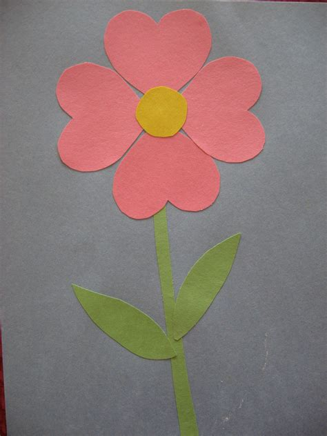 flower craft kiddiecrafts365 kiddie crafts 365 page 20