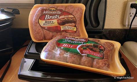 brat cooker johnsonville brats cooker