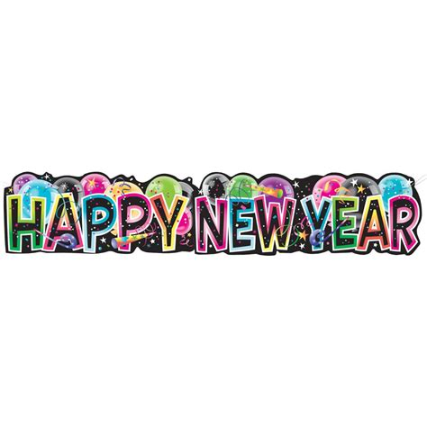 happy new year banner new year range