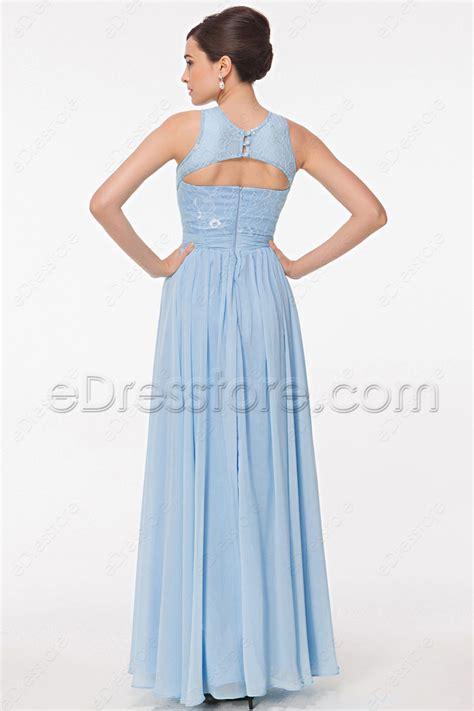 lace light blue bridesmaid dresses lace light blue bridesmaid dresses key back