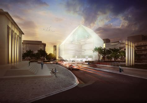 museum design proposal ibda design shares its proposal for the beirut museum of art