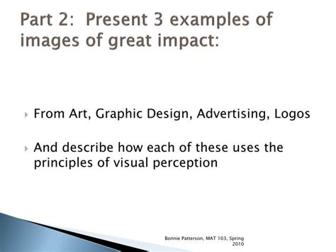 graphic design principles for powerpoint ppt gestalt principles of perception powerpoint