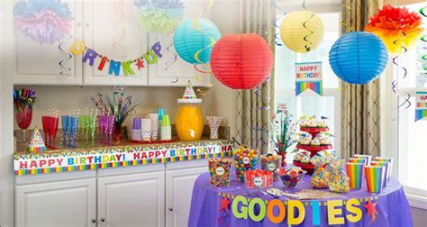 24 best kids birthday party decoration ideas at home homecoach birthday decorations supplies party city