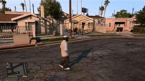 Gta 5 Grove Garage by Cj De Gta San Andreas Em Dlc Para Gta V Lock Gamer