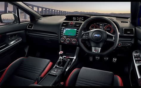 Subaru Sti 2015 Interior by 2015 Subaru Wrx Sti Japan Interior 1 2560x1600