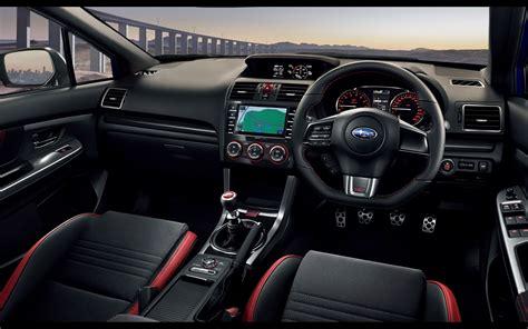 Subaru Wrx Sti 2015 Interior by 2015 Subaru Wrx Sti Japan Interior 1 2560x1600 Wallpaper