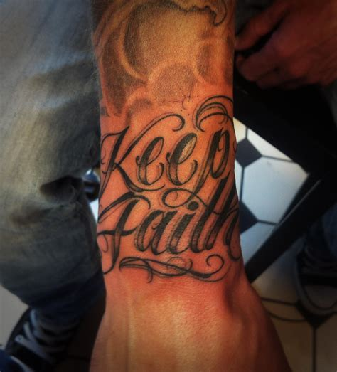 tattoo designs faith faith tattoos