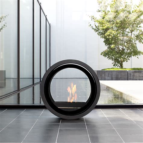 Conmoto Fireplace by Conmoto Roll Bio Ethanol Fireplace High Quality Flueless