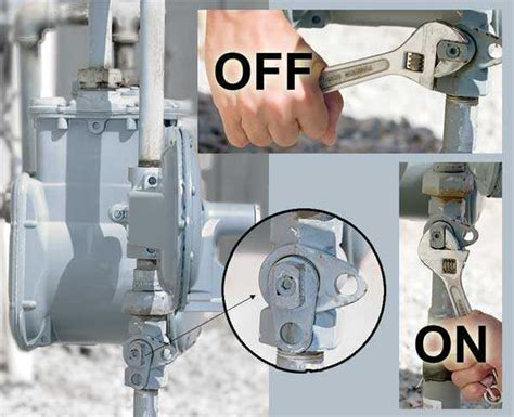 how to shut off gas to house earthquake gas shut off valve