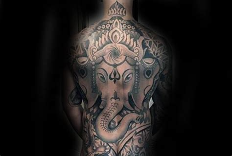 indian god tattoo designs for men 90 ganesh designs for hindu ink ideas