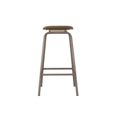 Science Lab Stools With Backs by Vintage Lab Stools