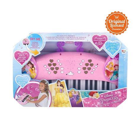 Disney Princess Mainan Anak jual disney princess keyboard 01 mainan anak