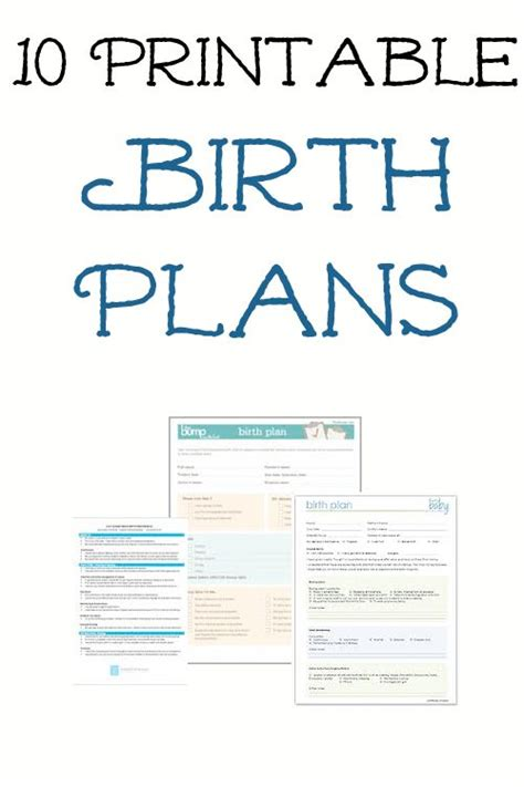 1000 images about birth plan on birth plans