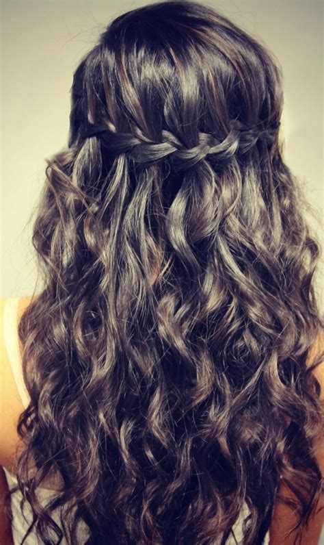 hairstyles how to do a waterfall pinterest discover and save creative ideas