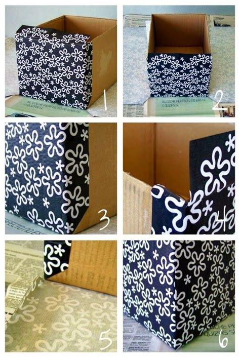 decorar cajas de carton con hilo mejores 77 im 225 genes de cartonaje en pinterest cartonaje