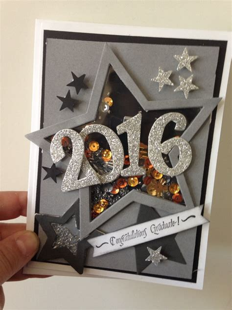 Handmade Graduation Card - smart handmade personalised graduation card