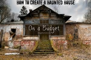 How To Decorate Homes How To Decorate Your Haunted House For On A Budget