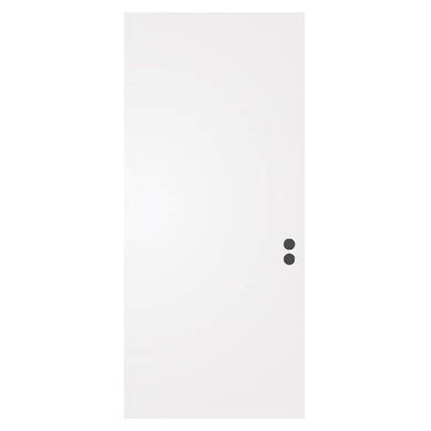 36 X 79 Exterior Door Jeld Wen 36 In X 79 In Flush Primed Fiberglass Front Door Slab A01660 The Home Depot