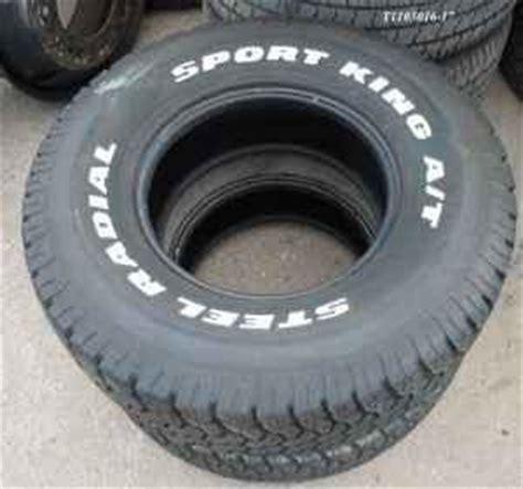 find sport king radial steel  tires
