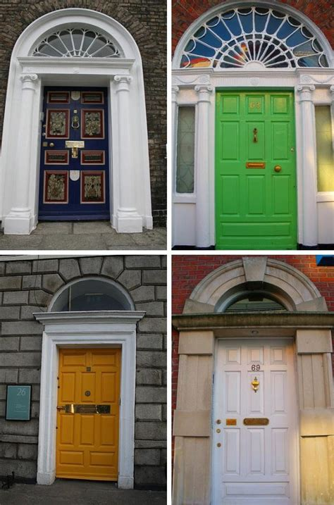 interior doors dublin the doors of dublin a colourful st s day tale