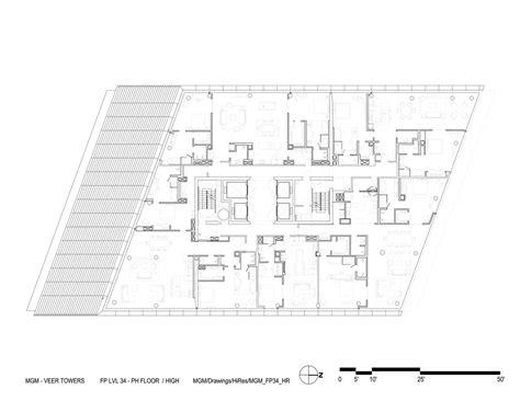 veer towers floor plans gallery of veer towers murphy jahn 20