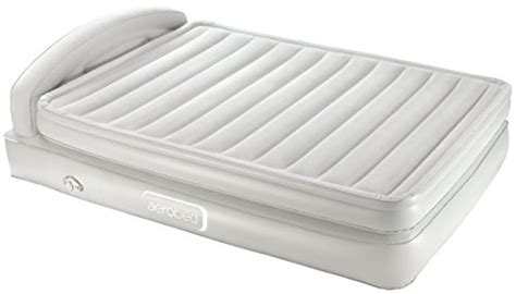 Raised Air Bed Frame Aerobed 2000025566 Premium Collection Flock Airbed Raised Air Bed King Size Bed Bed Frame With