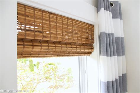 cordless curtains cordless blinds i love my cordless bamboo woven shades