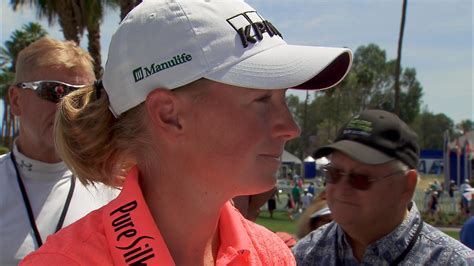 stacy lewis swing speed video