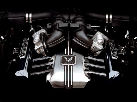 rolls royce phantom engine car magazine t w o f rollsroyce