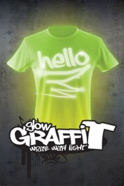 glow in the paint for t shirts world s all glow in the shirt glow graffi