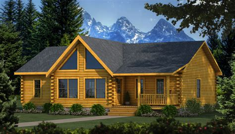 wateree iv plans information southland log homes wateree i plans information southland log homes