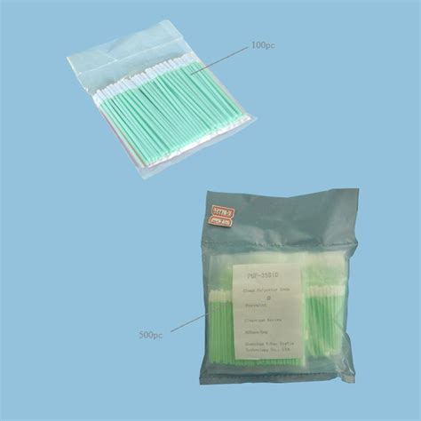 Clean Polyester by Clean Polyester Swab Puf 3591d Yuhao Swab