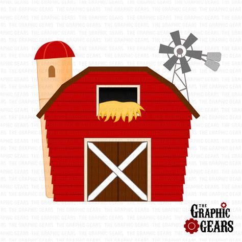 scheune clipart barn clip barn house barnyard clip by graphicgears