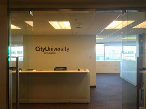 Mba At Cityu Of Seattle by Cityu S New Tacoma Site Opens