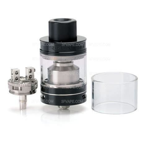 Authentic Serpent Mini Ss By Wotofo 22 Mm Hitam 1 authentic wotofo serpent mini 25 rta 4 5ml 25mm black atomizer