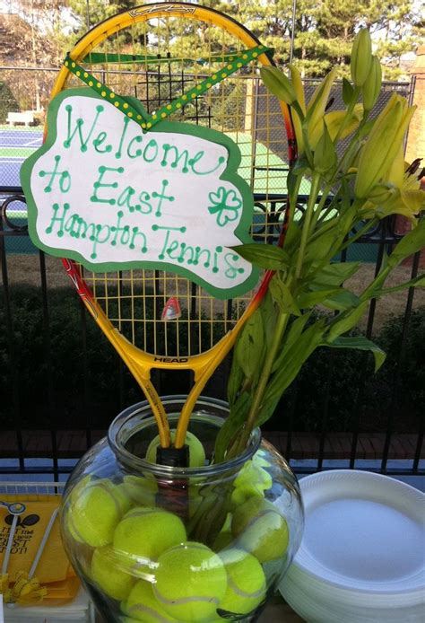 tennis themed events 59 best tennis party images on pinterest tennis party