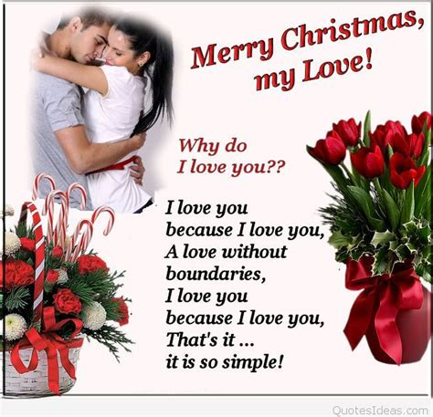 christmas love message quote