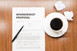 sponsorship marketing plan template how to structure a successful event sponsorship