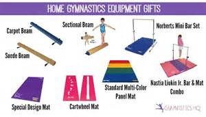 gymnastics equipment for home the ultimate gymnast gift guide the best gymnastic gifts