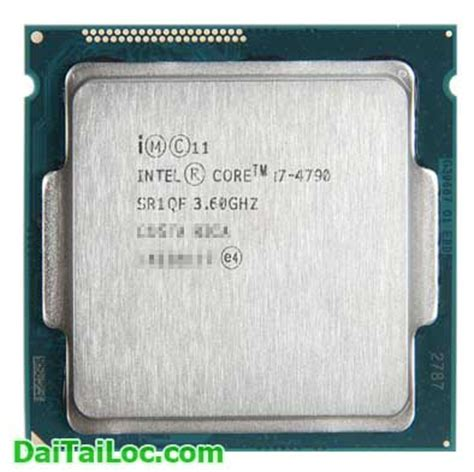 Processor Intel 1150 I7 4790 Box cpu intel i7 4790 đại t 224 i lộc