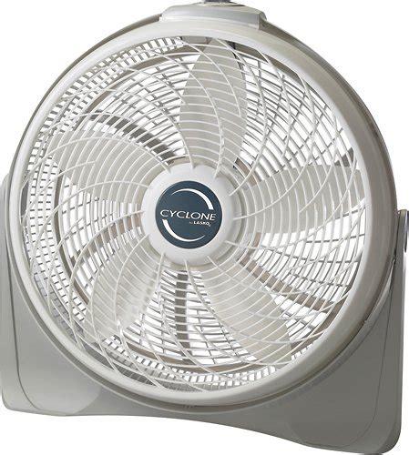 where can i buy lasko fans lasko cyclone pivot fan white 3520 best buy